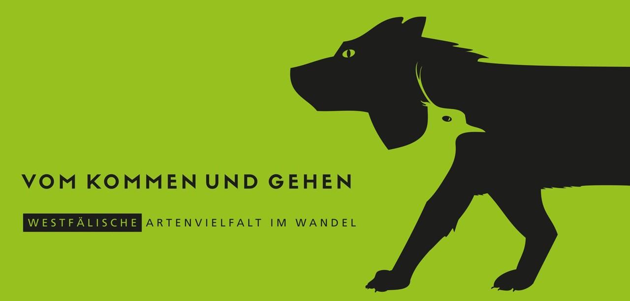 Plakat zur Dauerausstellung Westfalen. Grafik: LaVoila, Marion Blomeyer